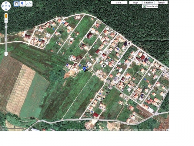 Beograd Rakovica Miljakovac 3 Terrain Vente 88 A 440 000