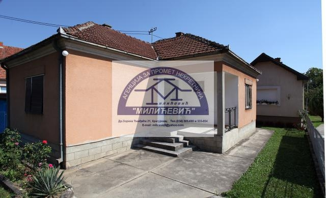 Kragujevac Kozujevo House Sale 160 M2 88 000 Prodaja