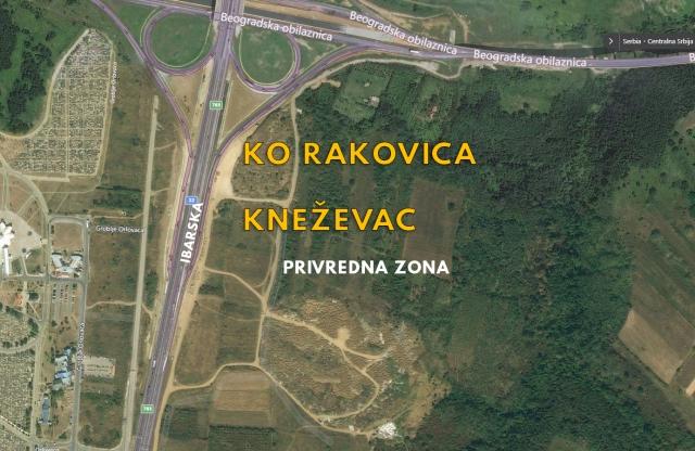 Beograd Rakovica Terrain Vente 42 A A Negocier Plac