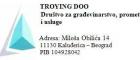 Troying doo