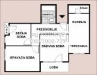 Niš Bulevar zona III 45.000€ Stan Prodaja