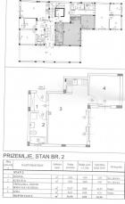 Novi Sad Nova detelinara 47.580€ Stan Prodaja
