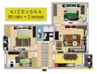 Beograd Vračar 212.000€ Stan Prodaja