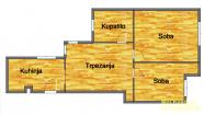 Beograd Zvezdara 78.800€ Stan Prodaja