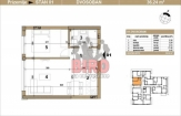 Novi Sad Somborski bulevar 46.660€ Wohnung Verkauf