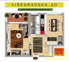 Beograd Savski Venac 92.000€ Stan Prodaja