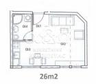 Kragujevac Centar 38.907€ Stan Prodaja