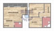 Novi Sad Somborski bulevar 97.450€ Stan Prodaja