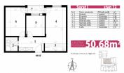 Novi Sad Salajka 75.700€ Wohnung Verkauf