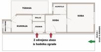 Beograd Vračar 260€ Stan Izdavanje