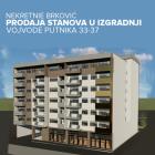 Kragujevac Centar 59.400€ Stan Prodaja