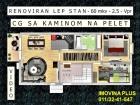 Beograd Voždovac 82.000€ Stan Prodaja
