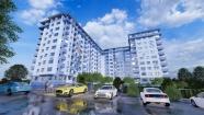 Kragujevac Erdoglija 74.000€ Wohnung Verkauf