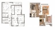Novi Sad Veternik Lipov gaj 68.350€ Wohnung Verkauf